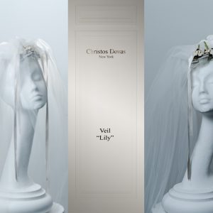 lily veil bridal